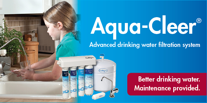 Aqua-Cleer Drinking Water System